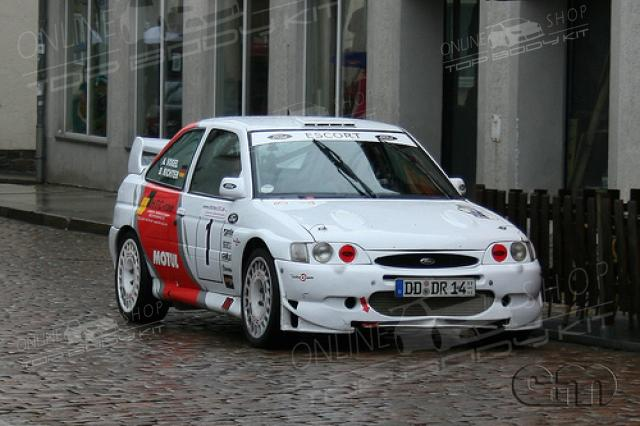 Ford Escort MK4 Bodykit, MC Rallying, Front Spoiler