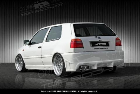 Vw sharan bodykit