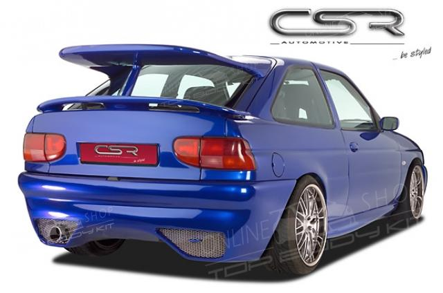 ford escort rear bumper method