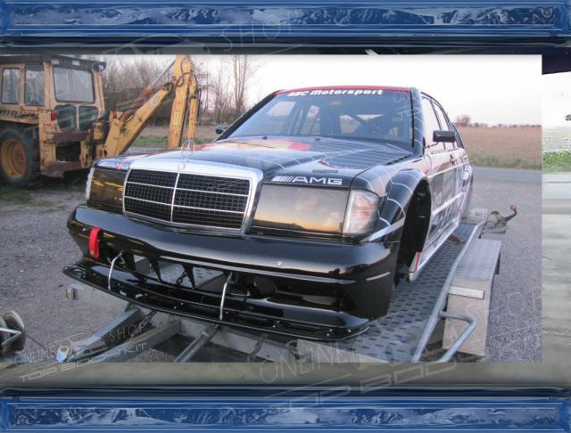 Mercedes benz 190e dtm body kit