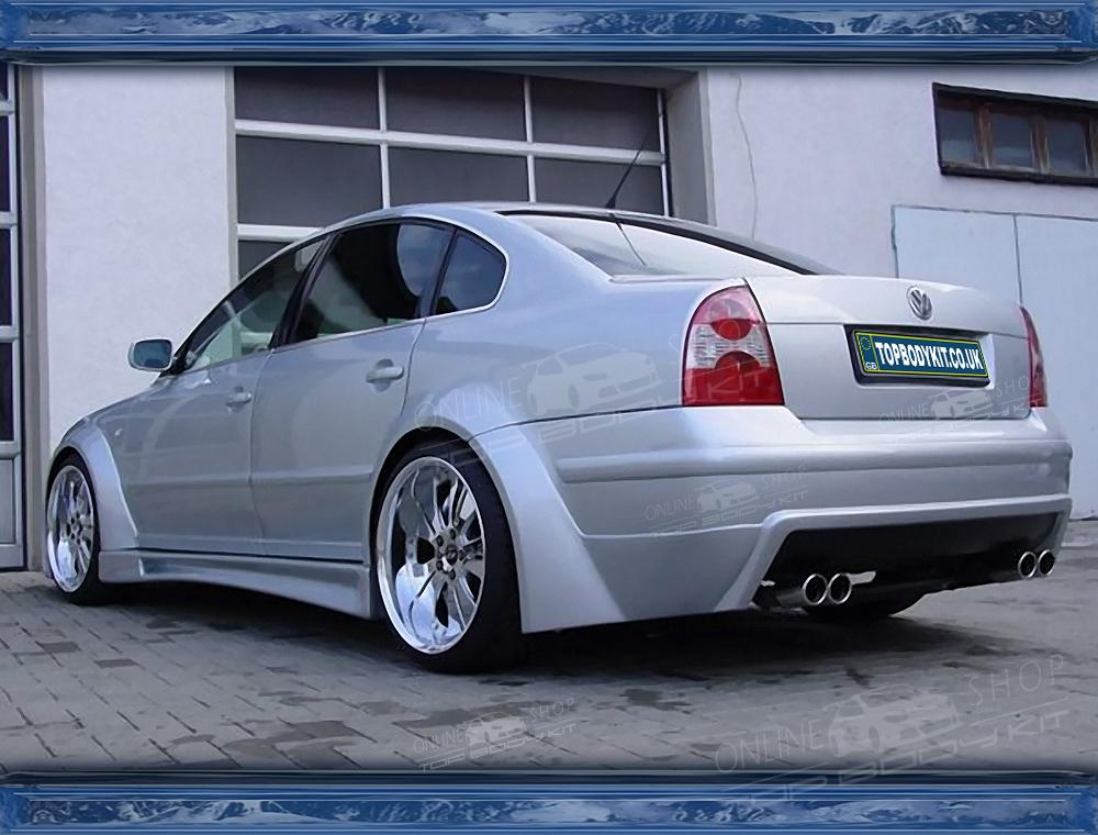 ... body kit subject question about product vw passat b5 wide body kit