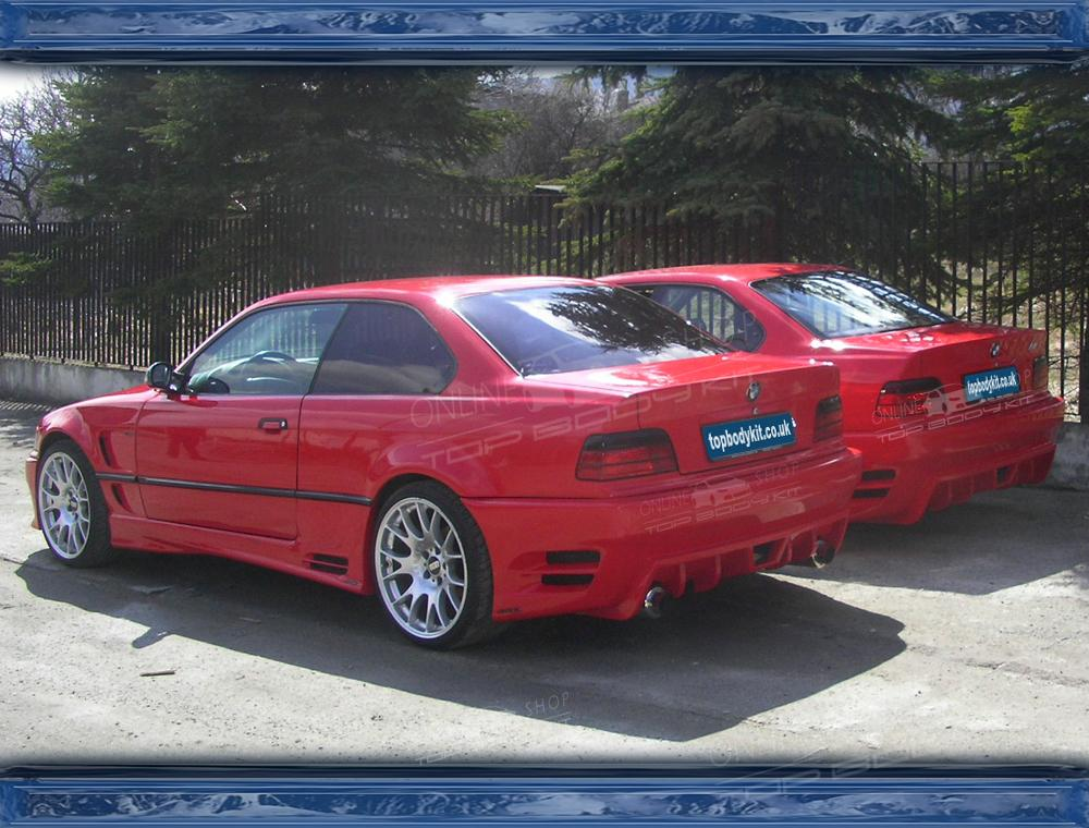 Bmw E36 Body Kit For Coupe Convertible
